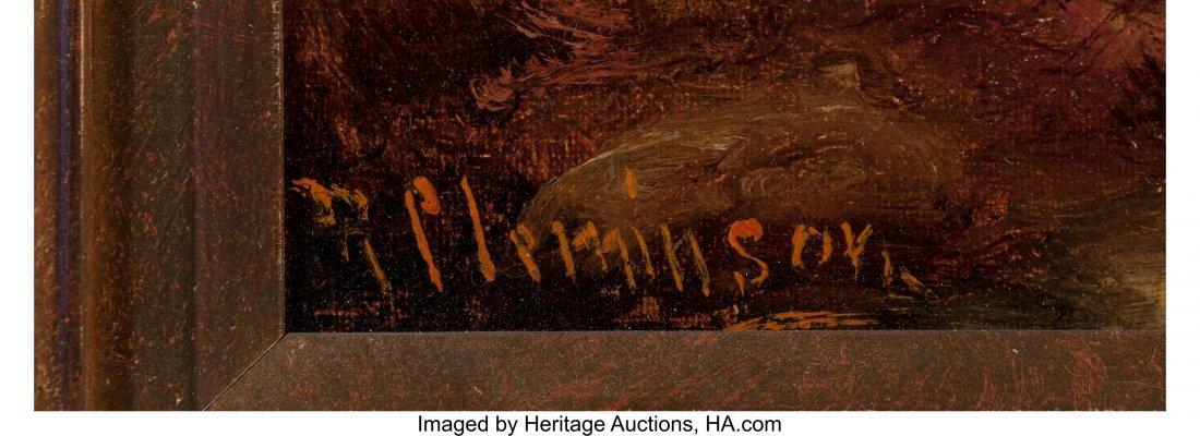 62369: Robert Cleminson (British, 1835-1898) Animals in - 3