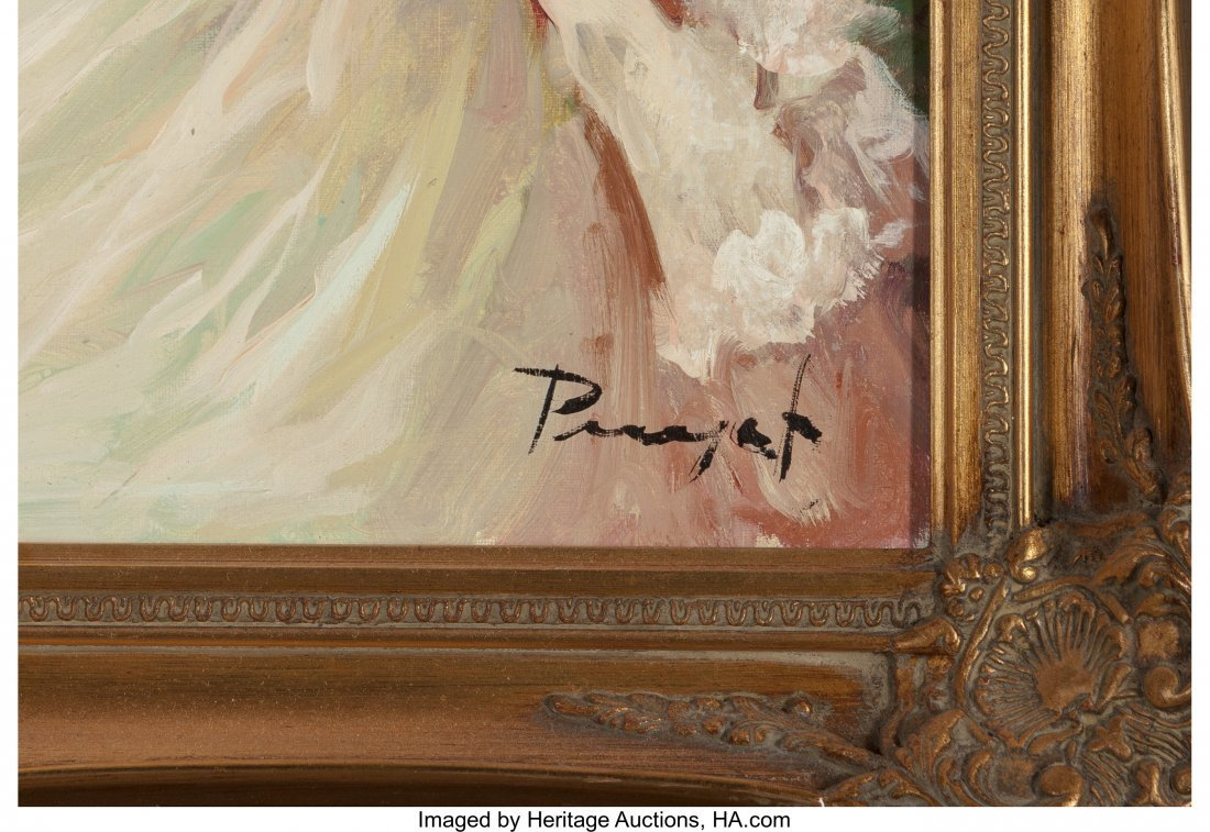 62376: Jose Puyet (Spanish, 1922-2004) Primavera, 1976 - 2