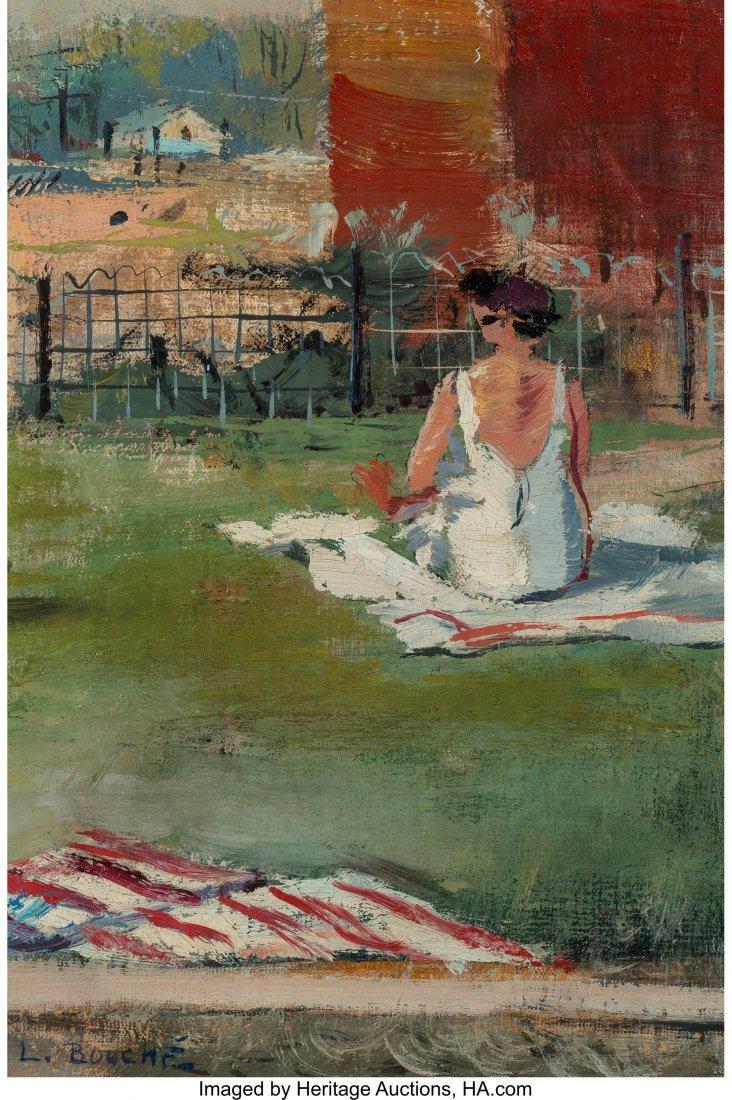 62378: Louis George Bouché (American, 1896-1969) Woman