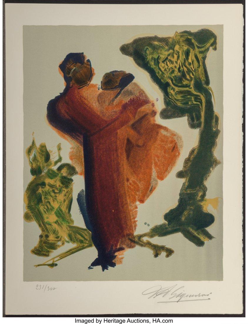 62478: David Alfaro Siqueiros (Mexican, 1896-1974) Unti - 3