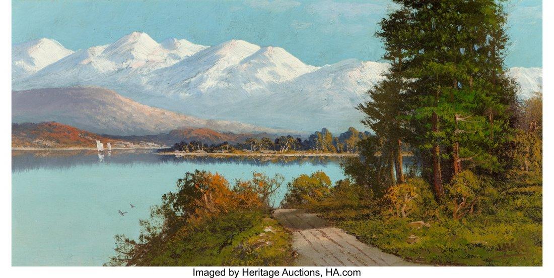 62394: John Englehart (American, 1867-1915) On Donner L