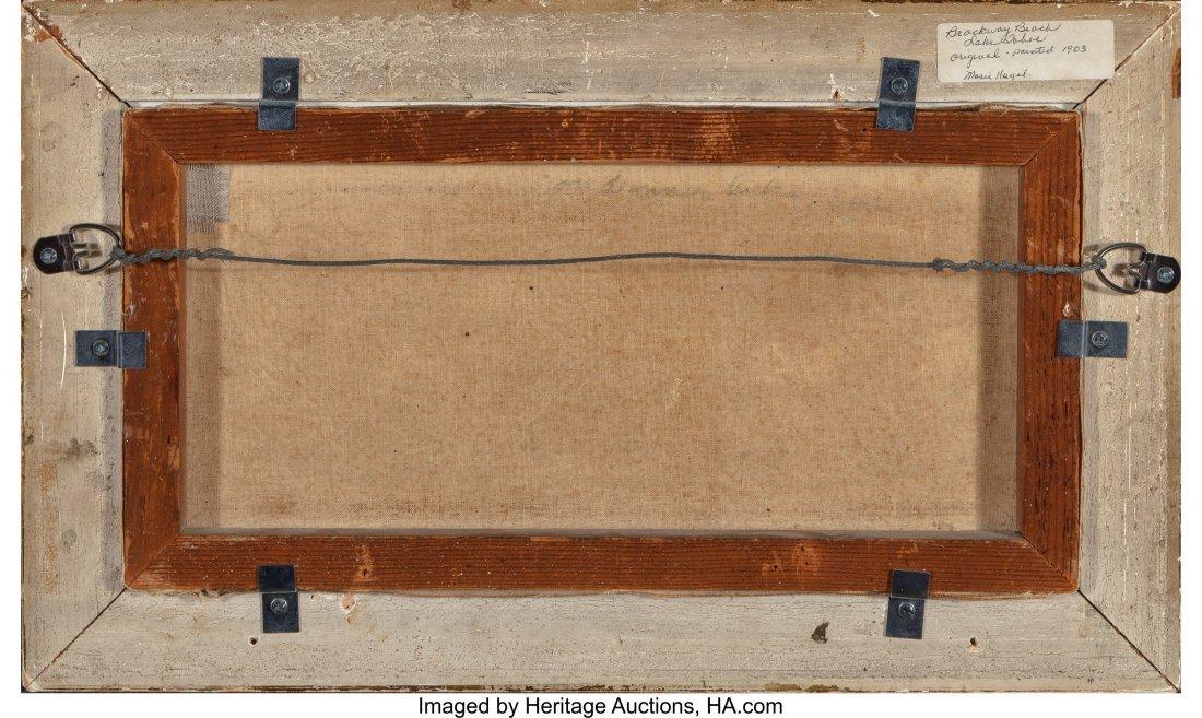 62394: John Englehart (American, 1867-1915) On Donner L - 4