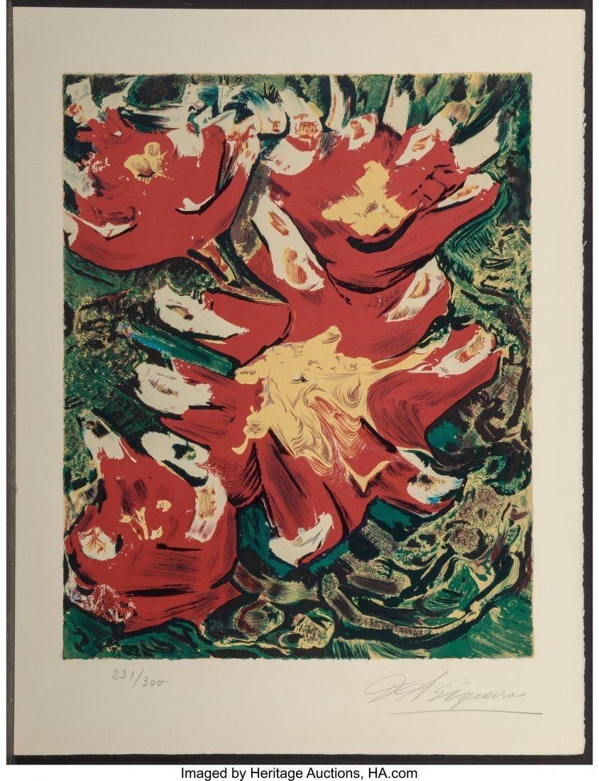 62481: David Alfaro Siqueiros (Mexican, 1896-1974) Unti - 3
