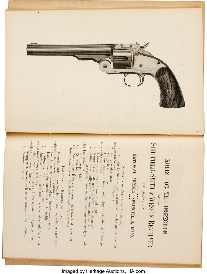 40284: [Gatling Guns]. Capt. J. P. Farley. Rules for th - 4