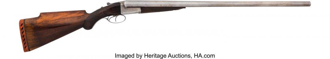 40427: Westley Richards Double Barrel Shotgun.  Serial