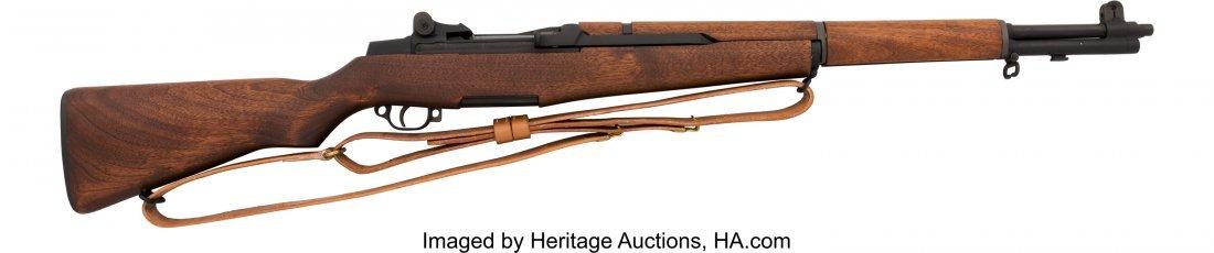 40342: U.S. Winchester M-1 Garand Semi-Automatic Rifle.