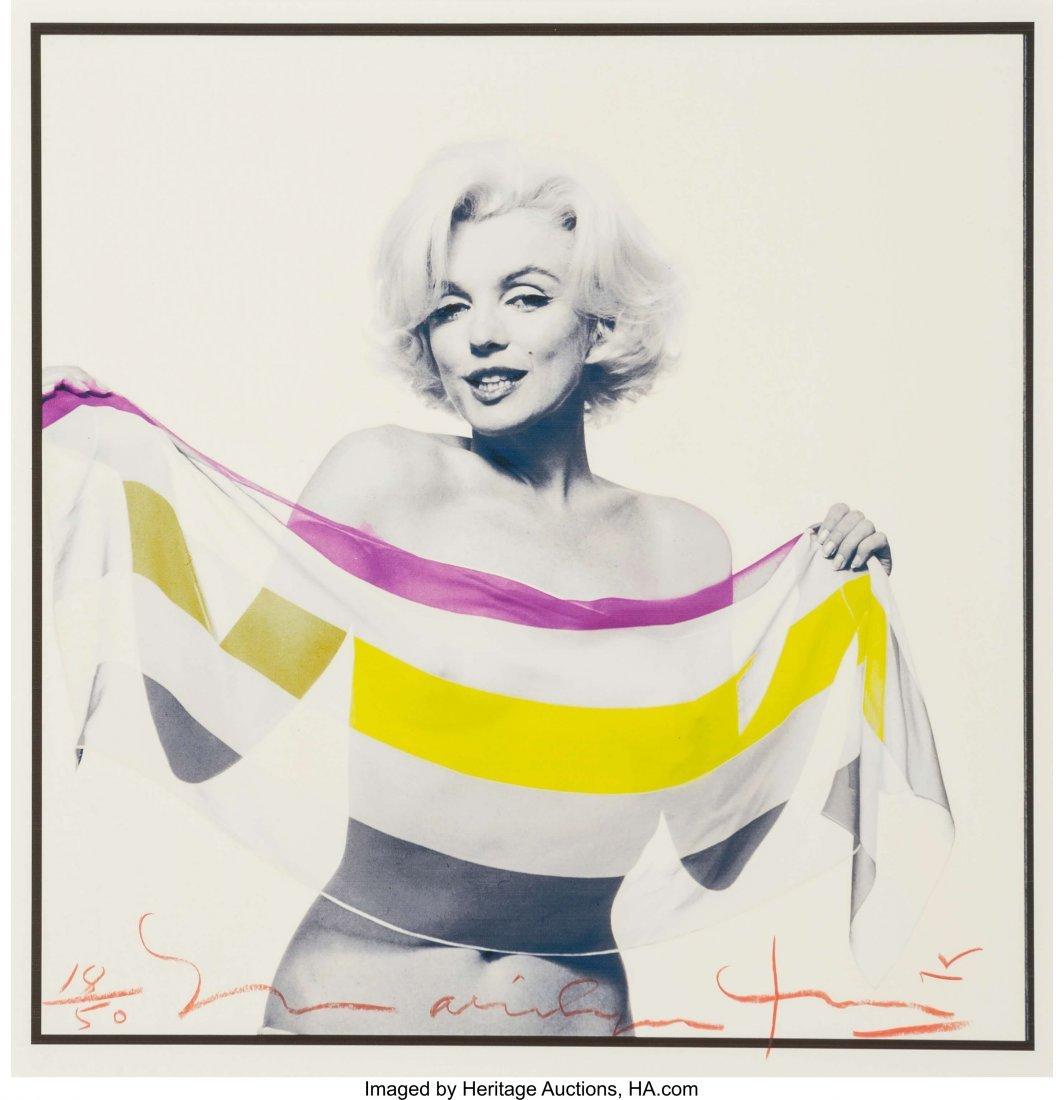 13026: Bert Stern (American, 1929-2013) Marilyn Monroe