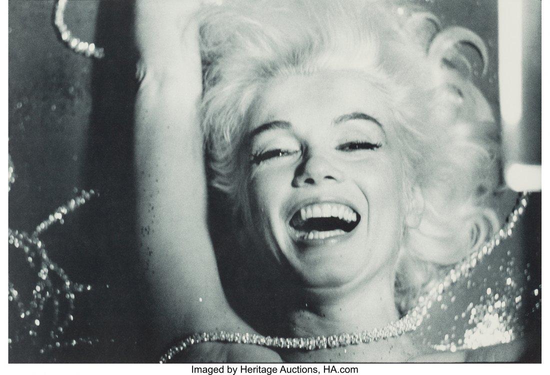 13027: Bert Stern (American, 1929-2013) Marilyn Monroe