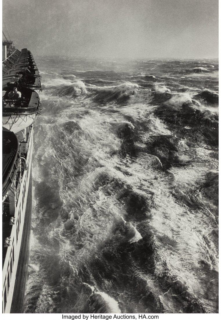 13060: Alfred Eisenstaedt (American, 1898-1995) Hurrica
