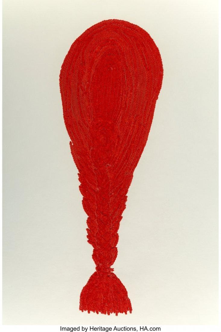 12034: Louise Bourgeois (1911-2010) Crochet V, 1998 Mix