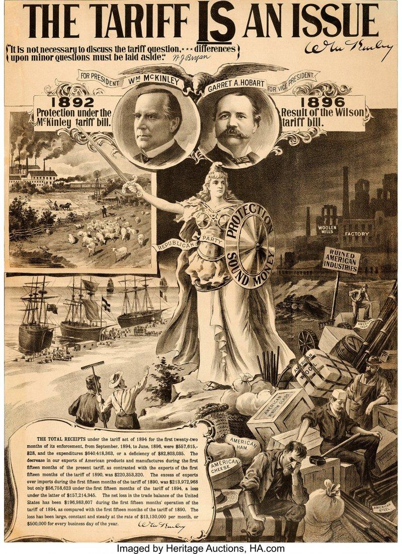 43383: McKinley & Hobart: Prohibitively Rare Jugate Pos