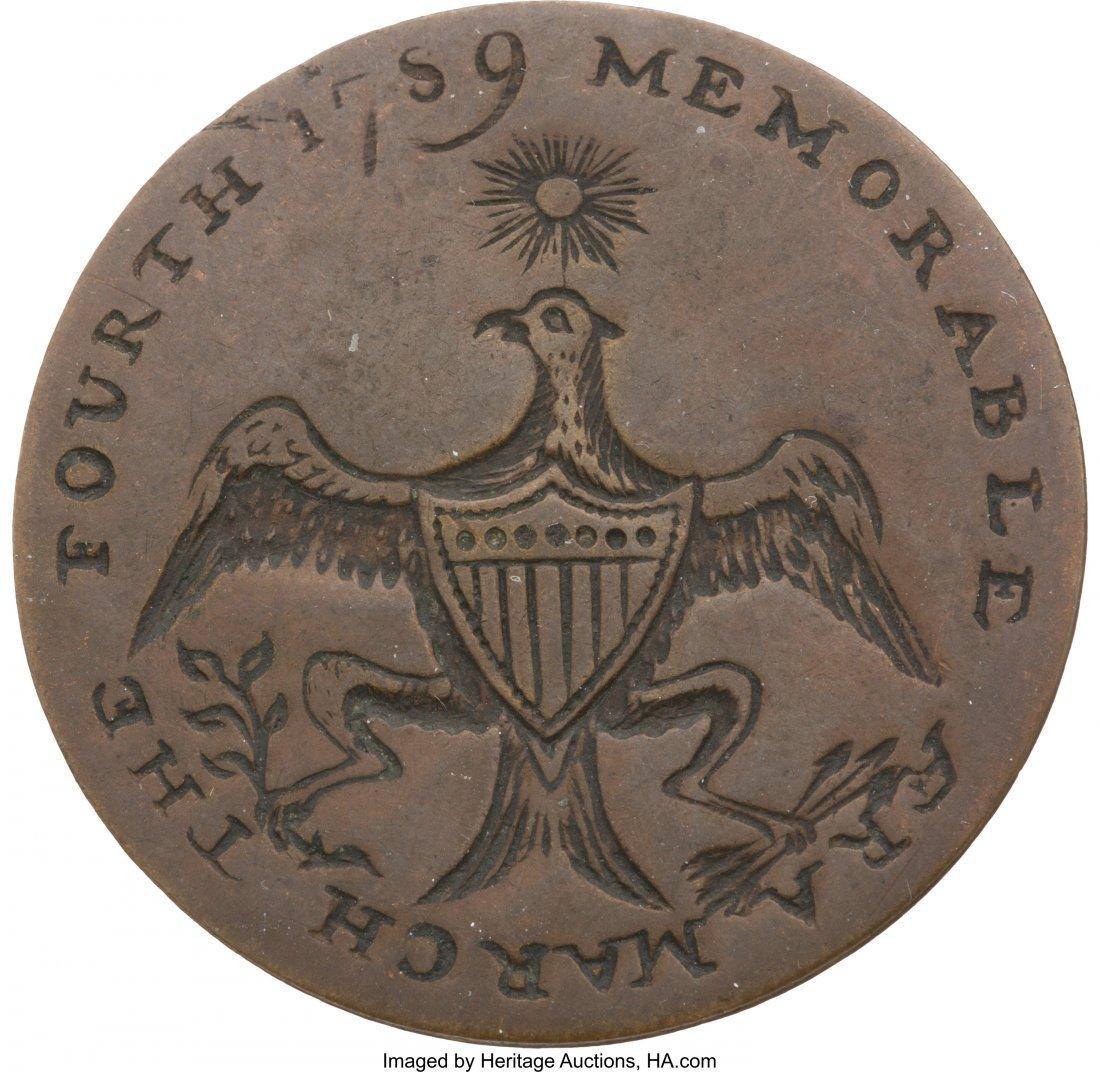 "43008: George Washington: Exceptional ""Memorable Era"" G"