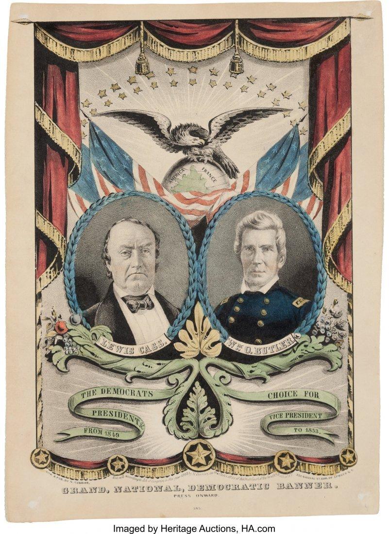43110: Cass & Butler: Jugate Grand National Banner Prin