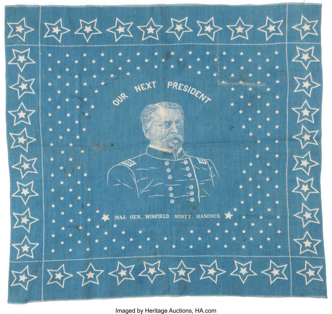 43319: Winfield S. Hancock: Popular Starry Field Single