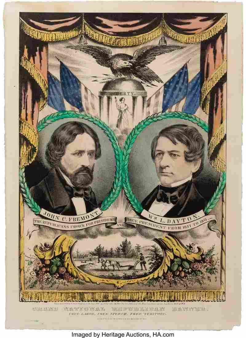 43127: Frémont & Dayton: Superlative Example of Jugate