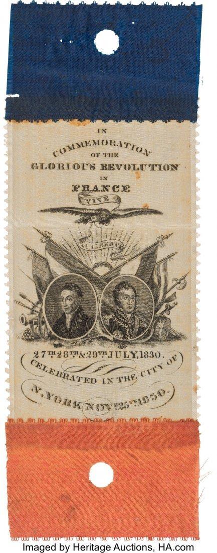 43033: Marquis de Lafayette: Perhaps the Nicest Ribbon