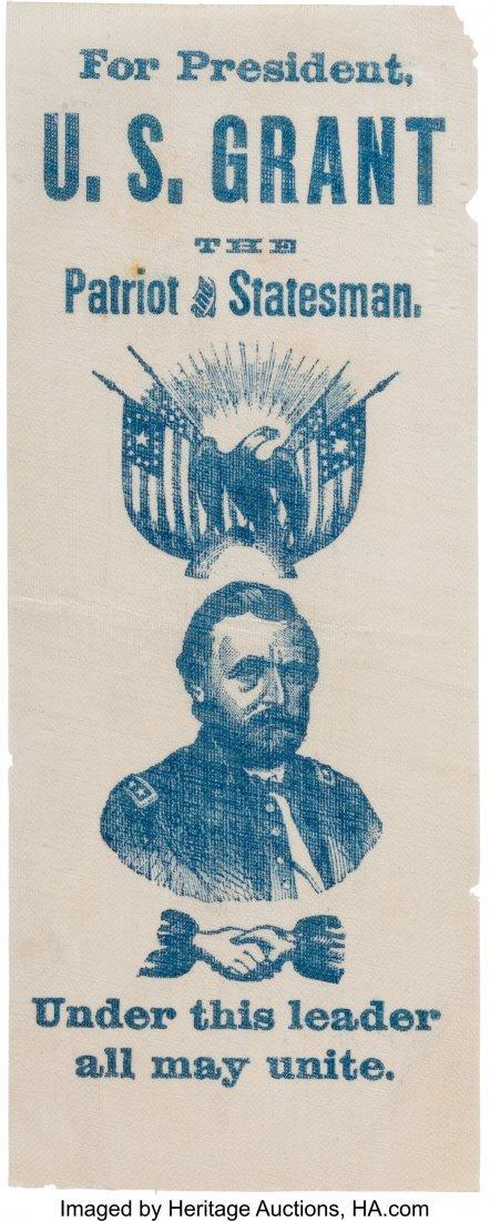 43255: Ulysses S. Grant: 1880 Presidential Hopeful Port