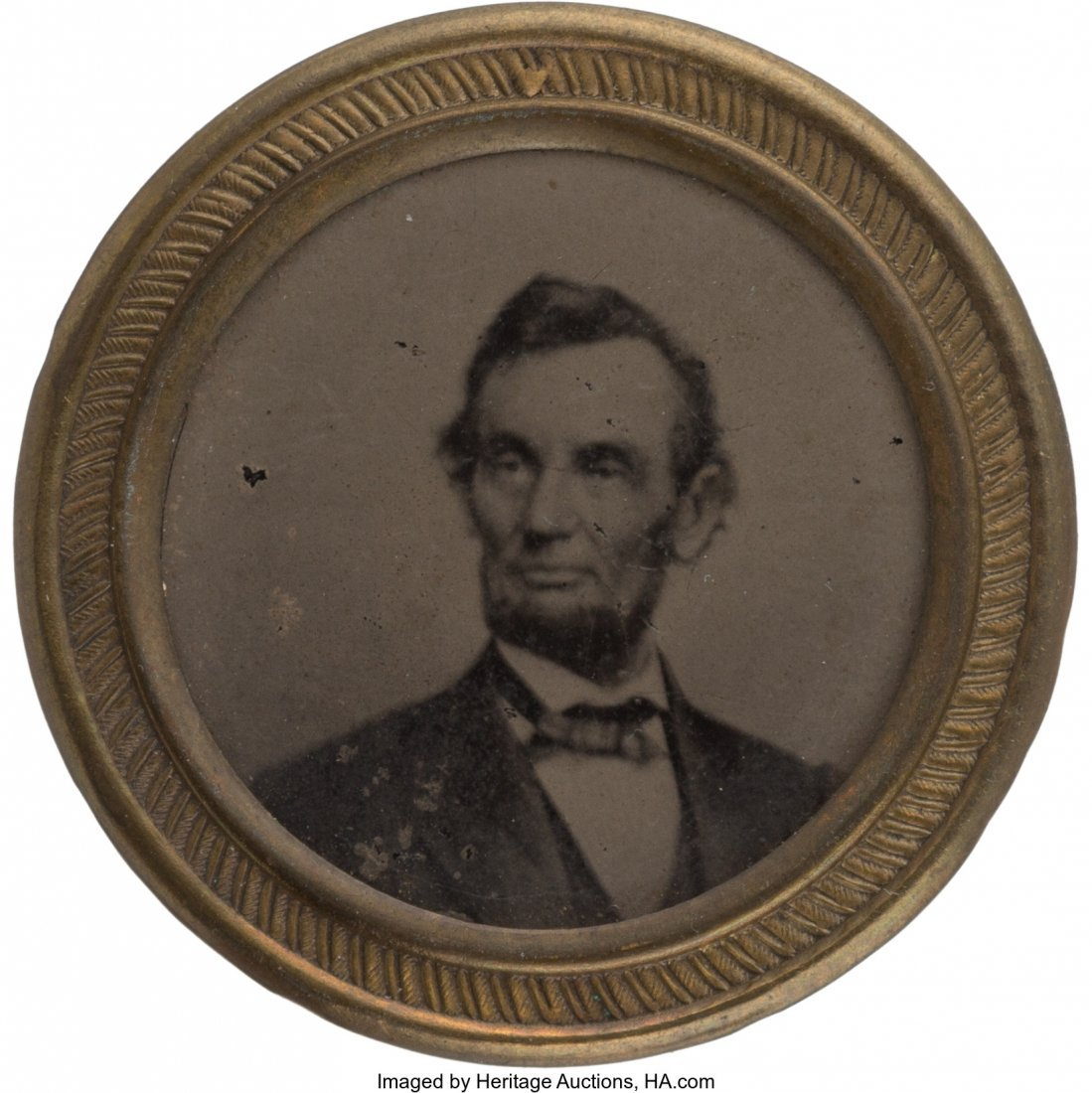 43145: Abraham Lincoln: Highly-Elusive Unusually-Large