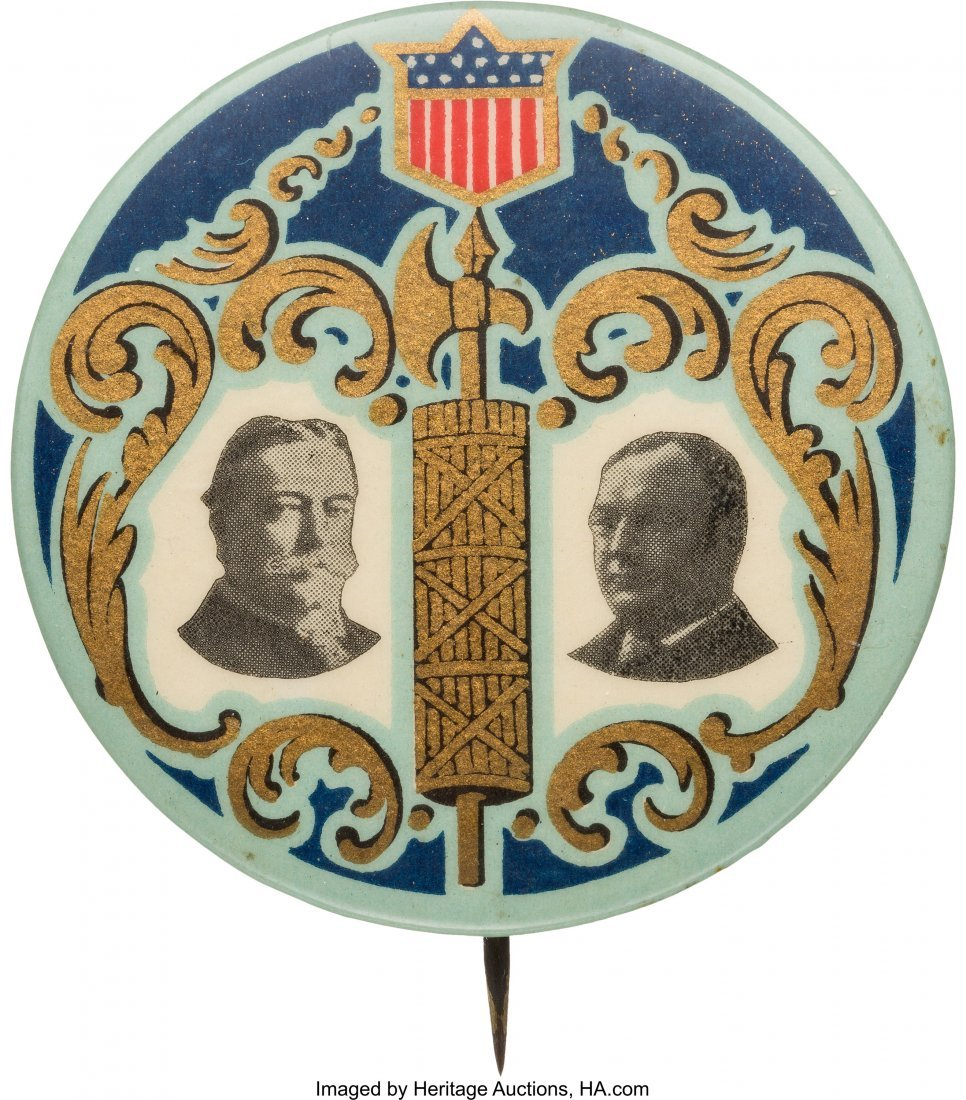 "43483: Taft & Sherman: Large ""Golden Age Election of 19"