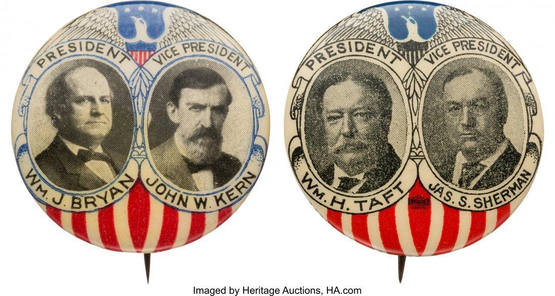 43486: Taft & Sherman and Bryan & Kern: Matching Eagle