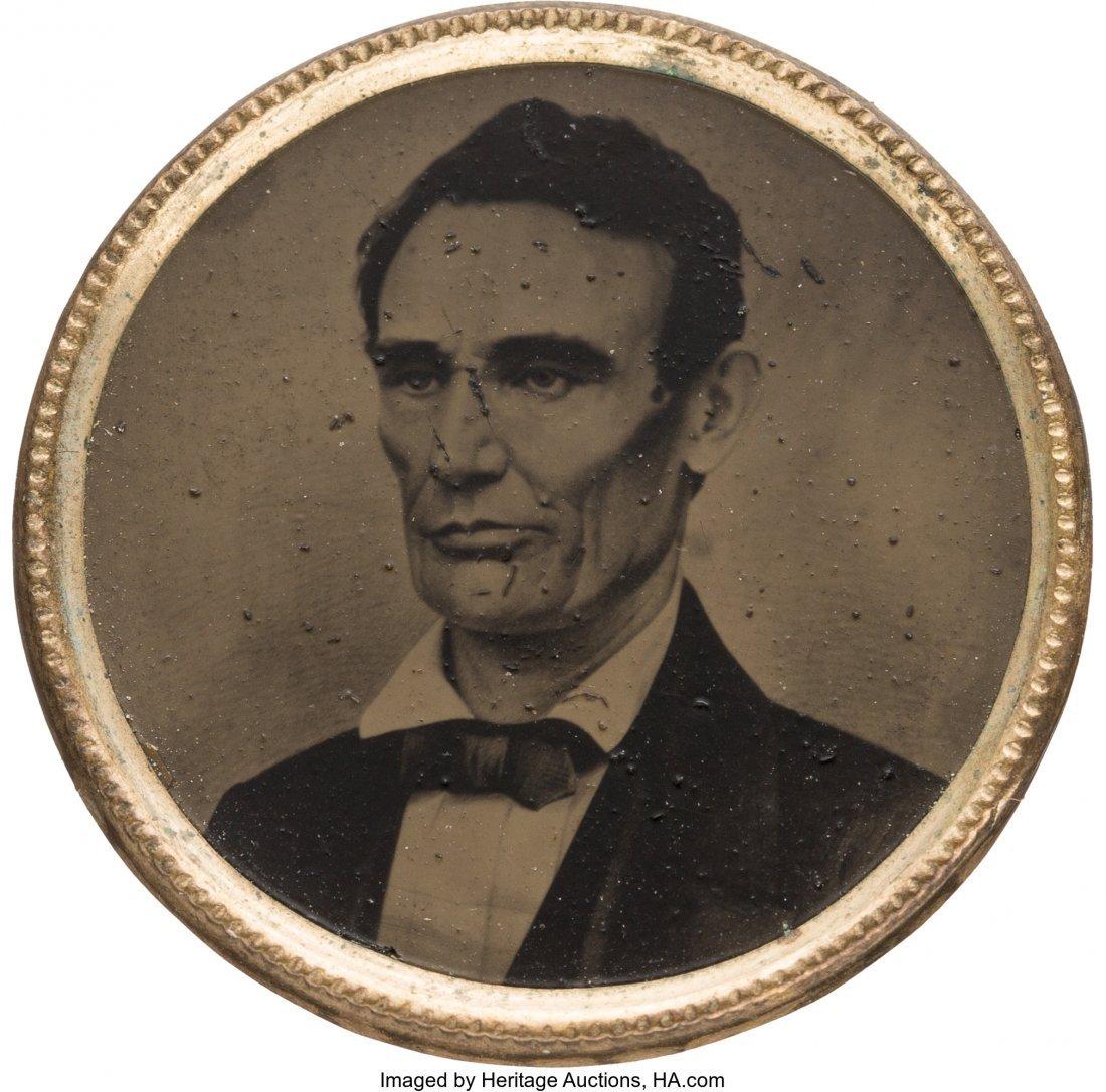 43161: Abraham Lincoln: Bold and Distinctive Single Por