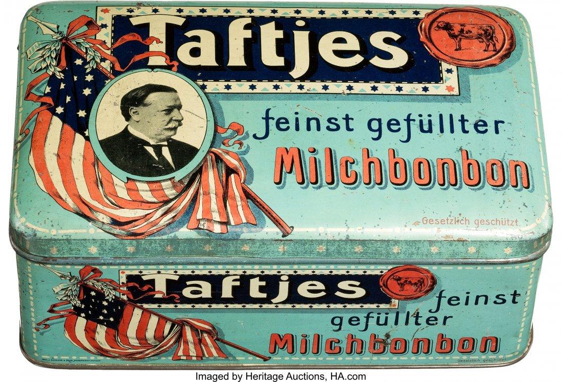43495: William Howard Taft: Large Presidential Chocolat
