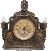 43595 Franklin D Roosevelt Mechanical Bartender Mant