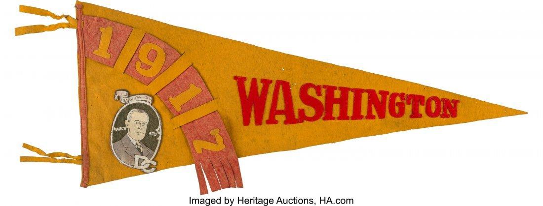 43517: Woodrow Wilson: Never-before-seen 1917 Inaugurat