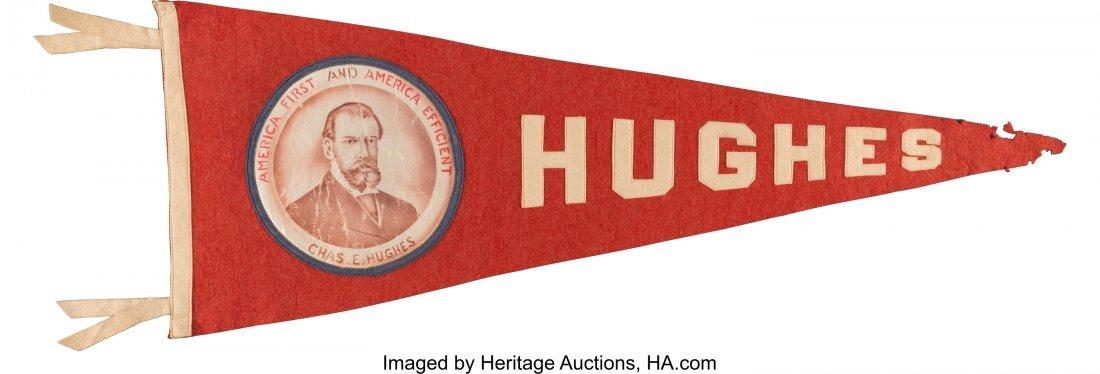 43522: Charles Evans Hughes: Impressive Large Campaign