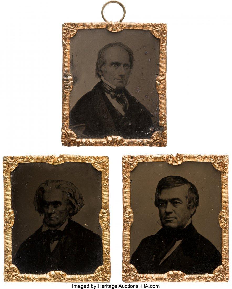 43093: Henry Clay, Cassius Clay and John C. Calhoun: Th