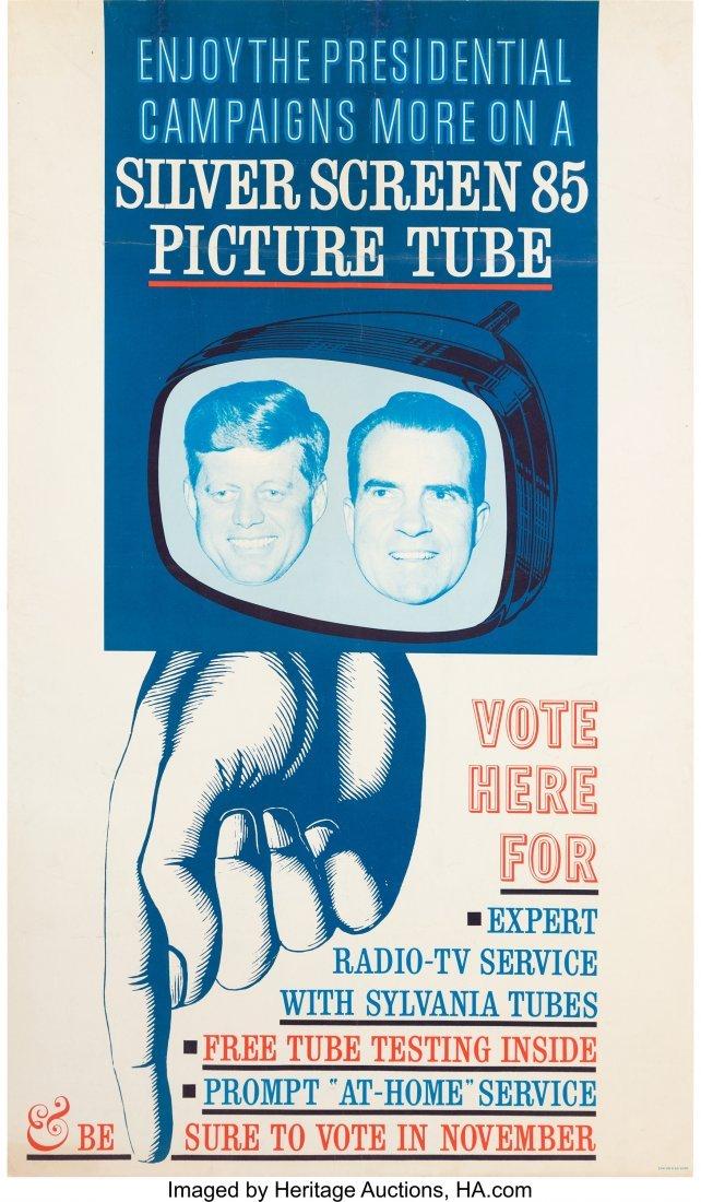 43633: John F. Kennedy and Richard Nixon: Outstanding D