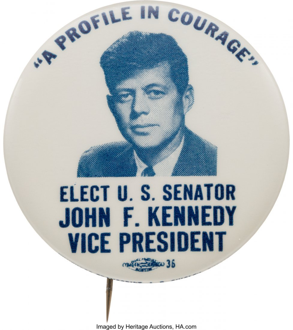 """43636: John F. Kennedy: Classic """"Profiles in Courage"""" 1"""