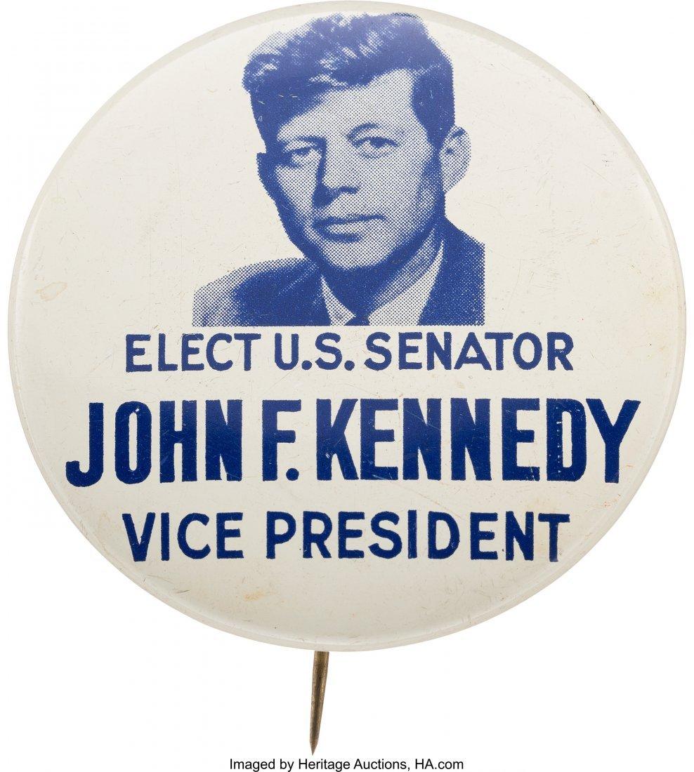 43645: John F. Kennedy: Very Scarce 1956 Vice President