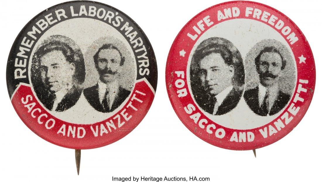43560: Anarchism/U.S. Labor Movement: Both Varieties of