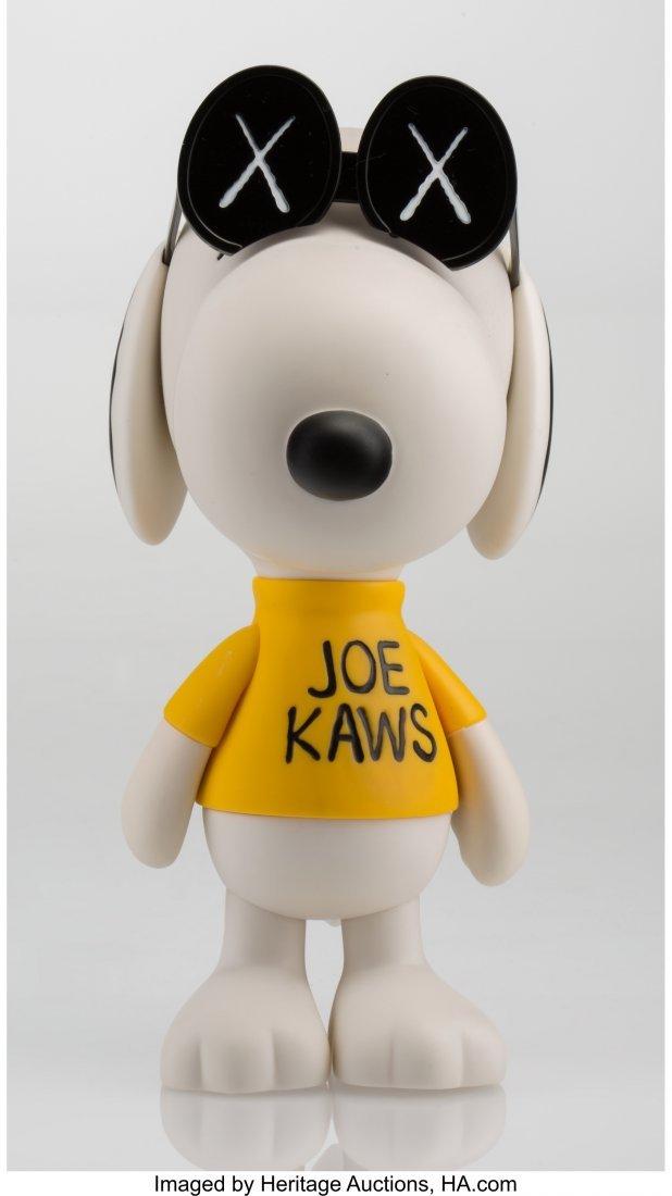 14032: KAWS X Peanuts Joe KAWS, 2011 Painted cast vinyl