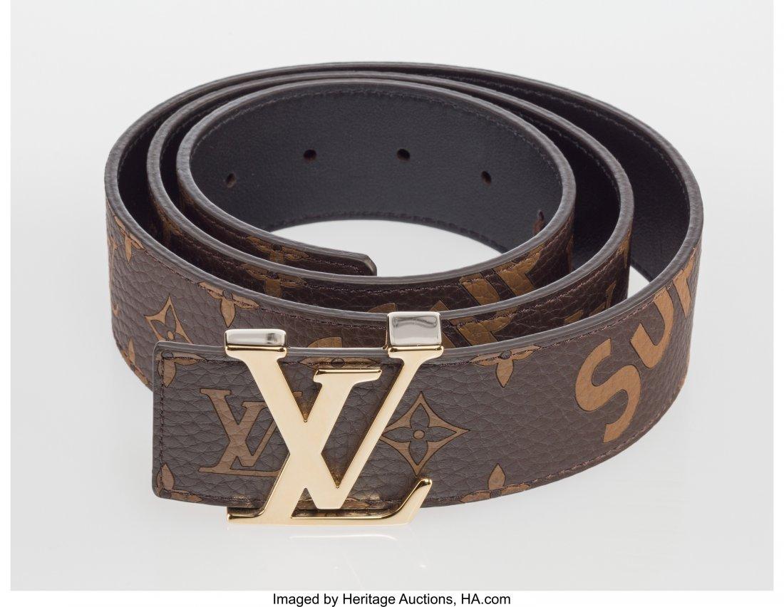 14077: Supreme X Louis Vuitton Supreme LV Initiales, 20