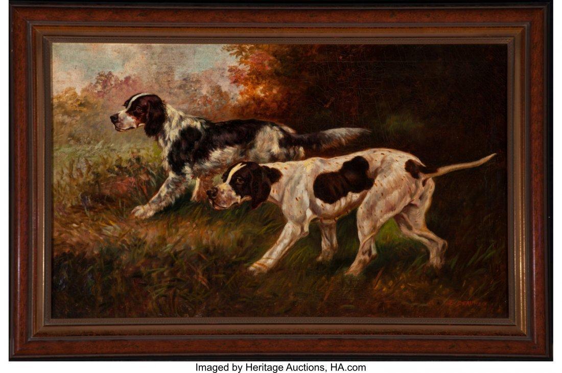 63256: Thomas Dalton Beaumont (American, 1867-1930) Two - 2