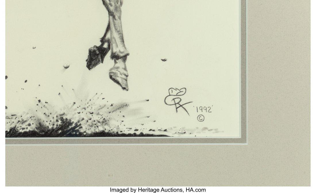 63002: Roger Archibald (American, 20th Century) Wild Ho - 3