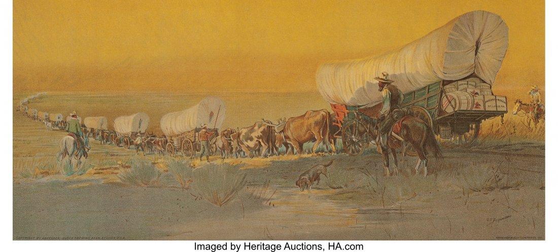 63004: Oscar Edward Berninghaus (American, 1874-1952) S