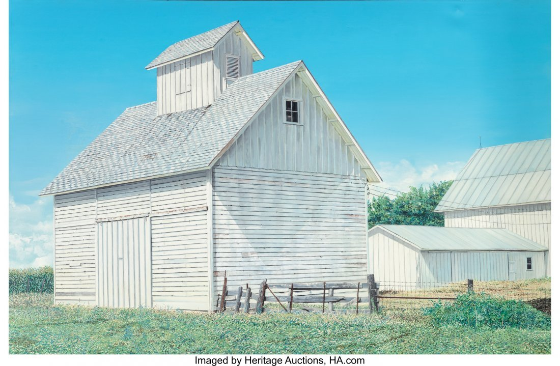 63263: Harold Gregor (American, b. 1929) Illinois Corn