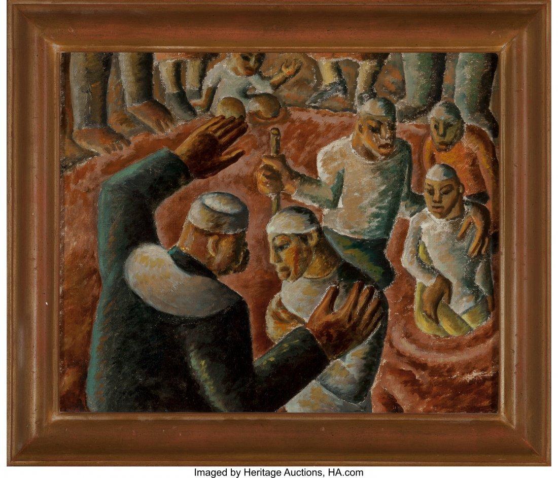63265: Kathleen Blackshear (American, 1897-1988) Baptis - 2