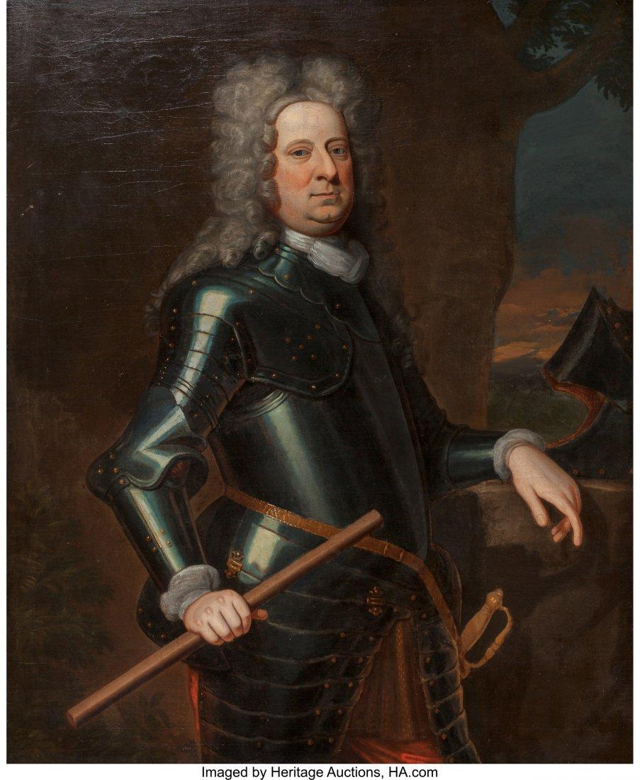 63184: Studio of Sir Godfrey Kneller (British, 1646-172