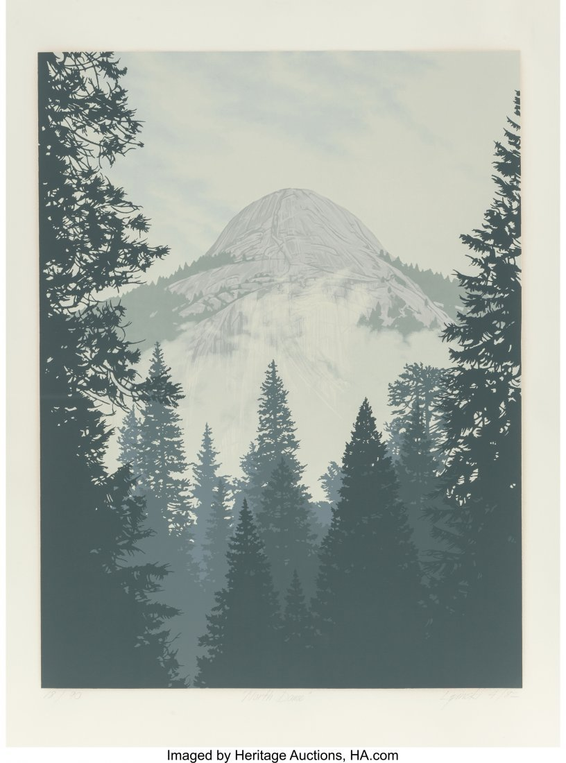 63020: Kathleen Lipinski (American, b. 1950) North Dome