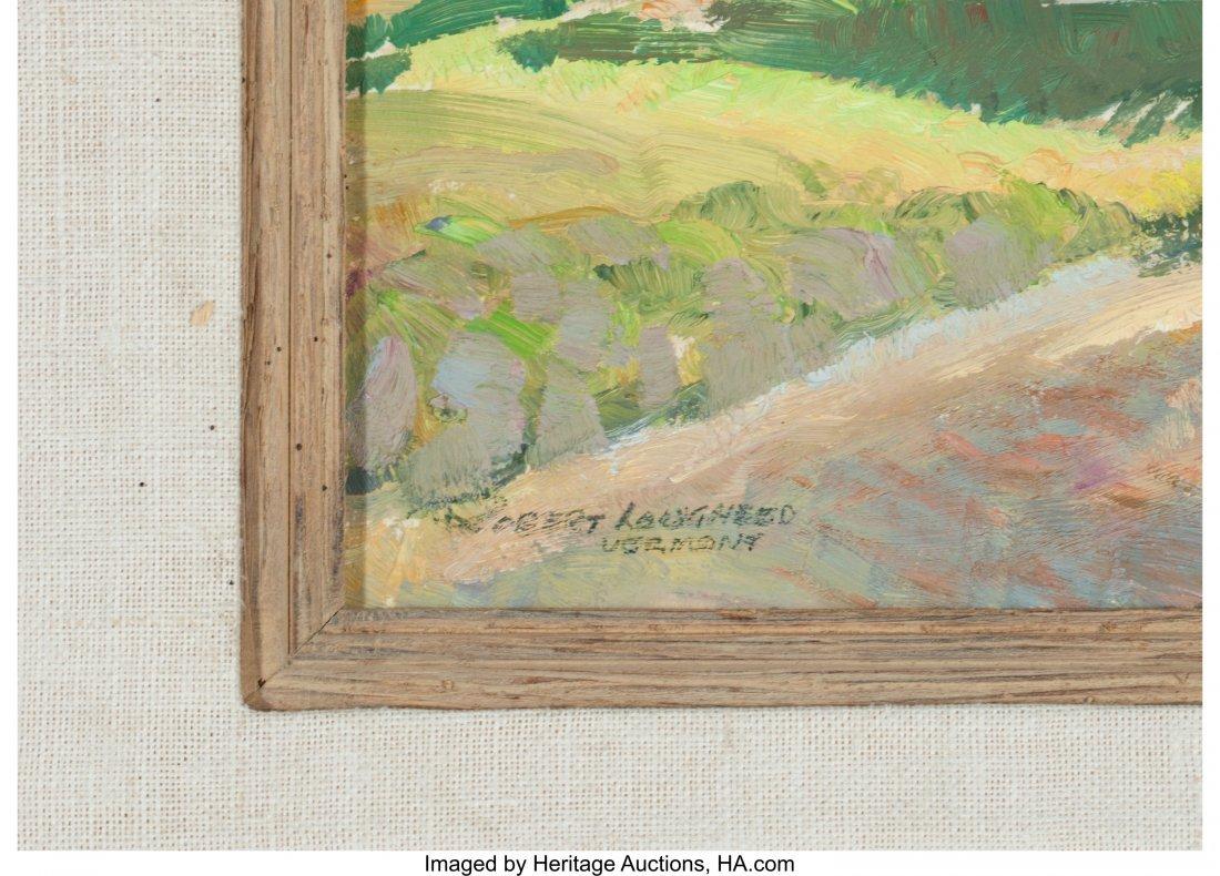 63025: Robert E. Lougheed (American, 1910-1982) On the  - 3