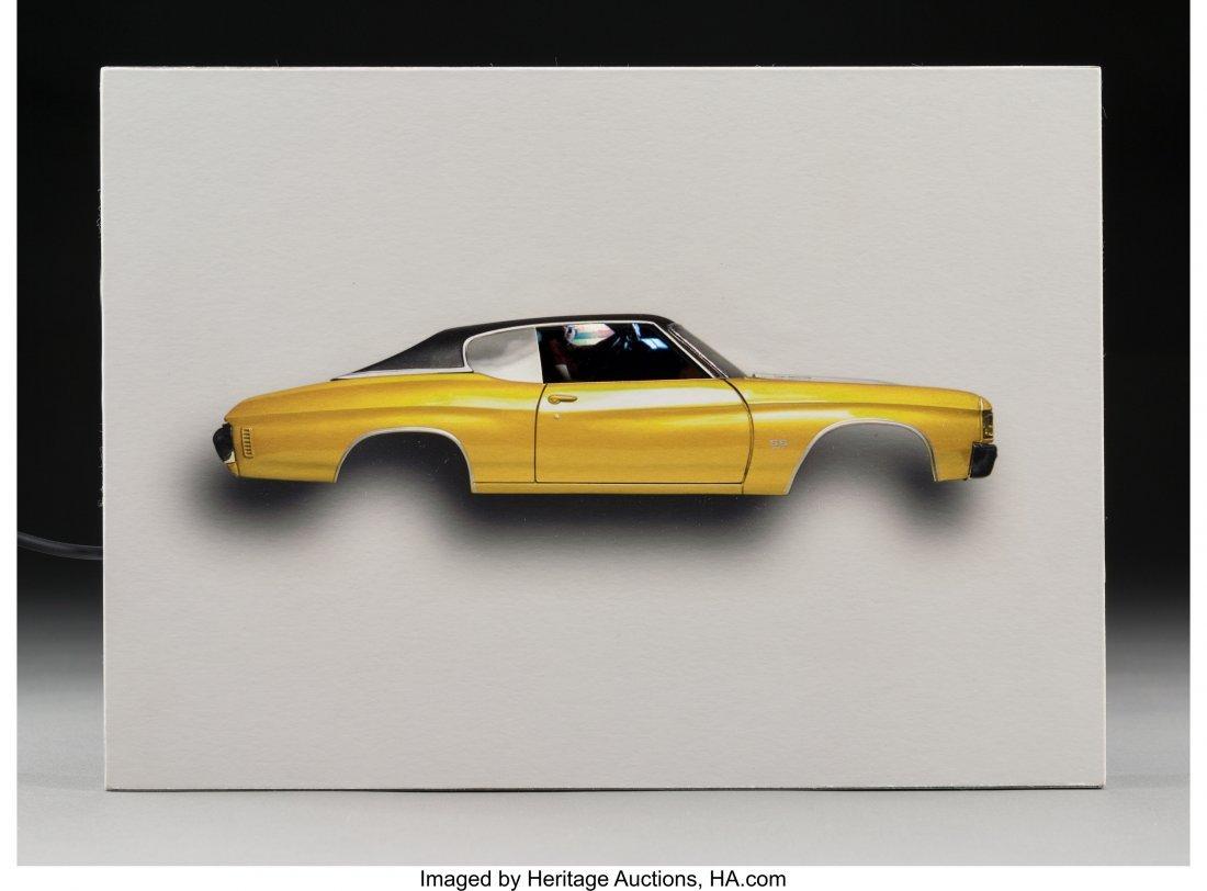63298: Peter Sarkisian (American, b. 1965) 1972 Chevy C
