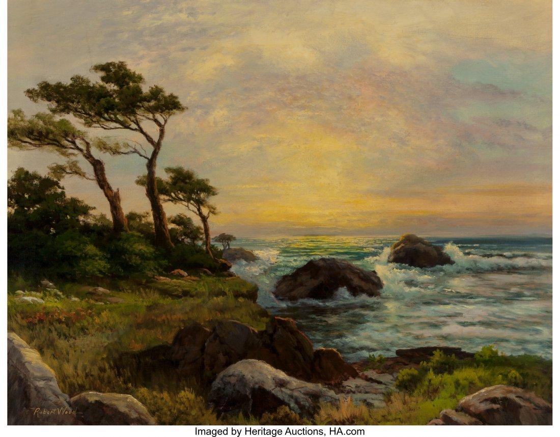 63057: Robert William Wood (American, 1889-1979) Point