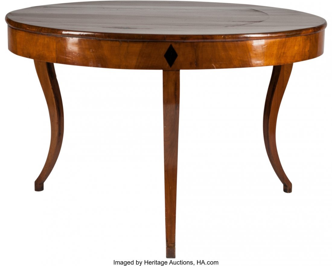 63239: An Italian Inlaid Center Table, 19th century 32