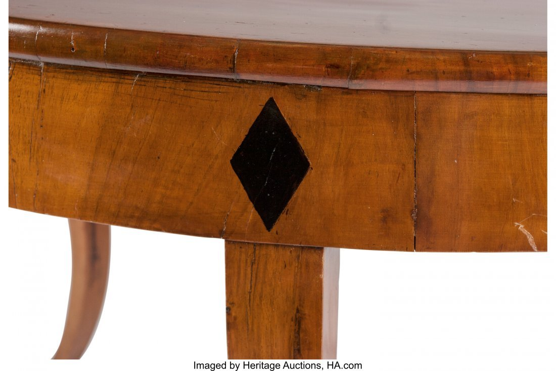 63239: An Italian Inlaid Center Table, 19th century 32  - 2