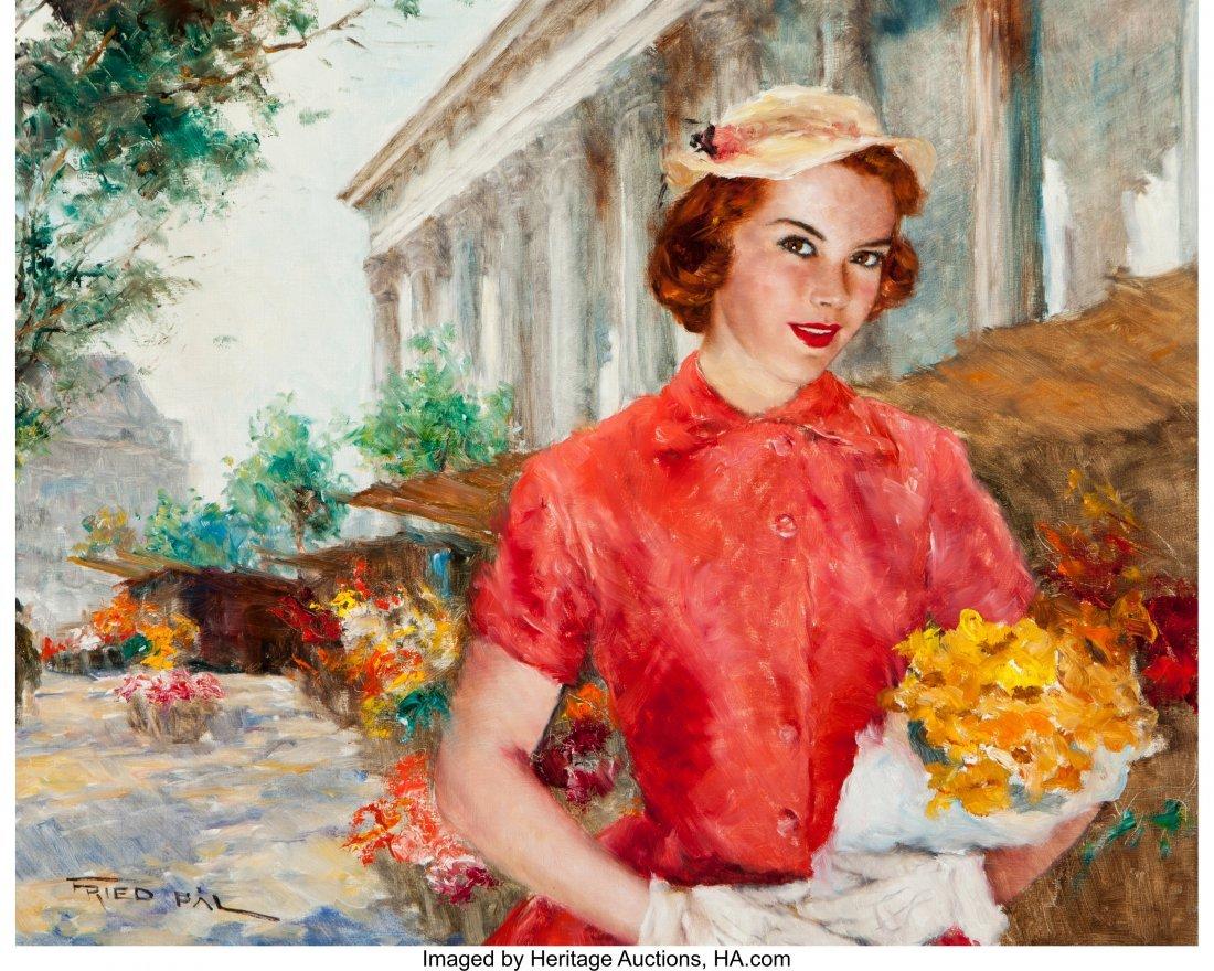 63252: Pal Fried (Hungarian/American, 1893-1976) Susan