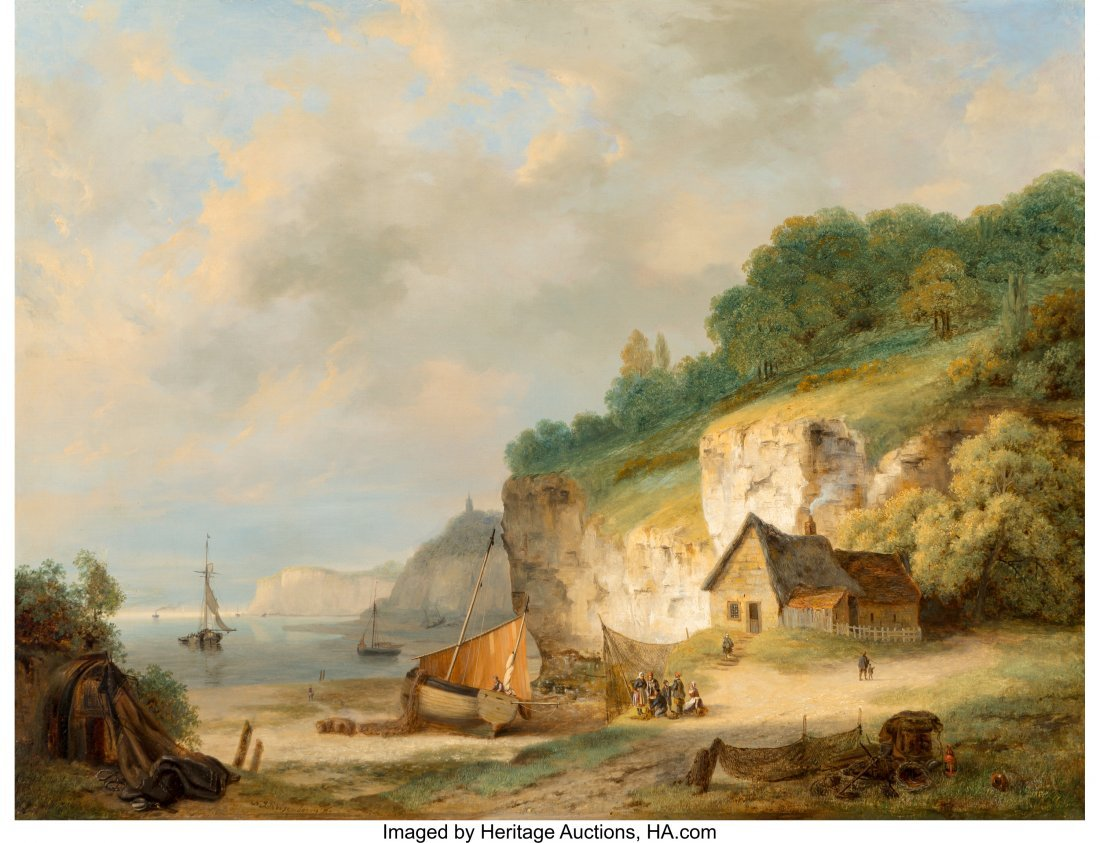 63439: Nicolaas Johannes Roosenboom (Dutch, 1805-1880)